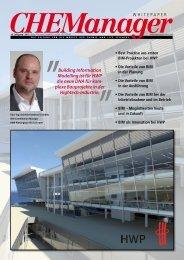 Building Information Modelling ist für HWP die neue DNA für kom ...