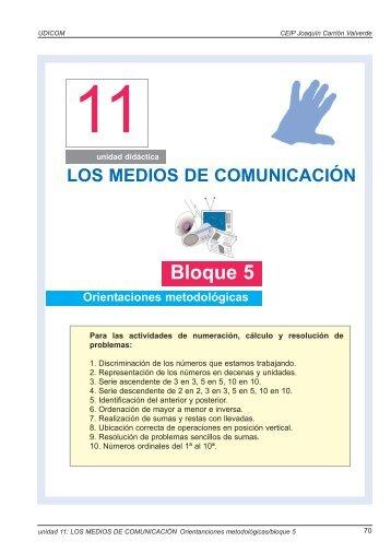 Bloque 5 - Educarm