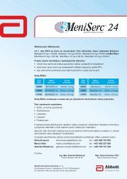 Informácia o zmene názvu prípravku Betaserc na nový názov ...