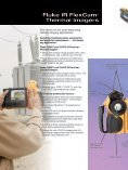 Fluke Ti4xFT and Ti5xFT IR FlexCam® Thermal Imagers - Page 4