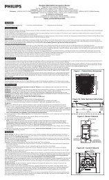 LRS2215 Instructions EN.pdf - Philips Lighting Controls