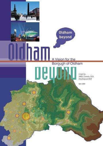 Oldham Beyond - Urbed