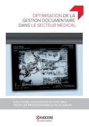 optimisation de la gestion documentaire dans le secteur medical