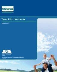 Term Life Insurance - Shaw American