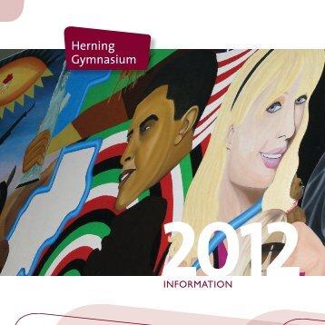 2012 - Herning Gymnasium