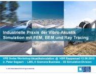 Part 2 - bei der IG VPE Swiss