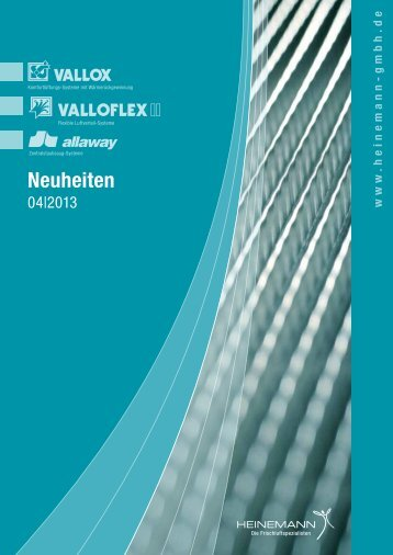 vallox - Heinemann GmbH
