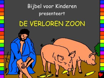 The Prodigal Son Dutch PDA - Bible for Children