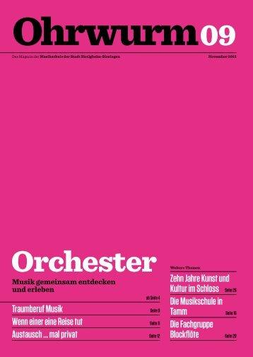 Orchester - in Bietigheim-Bissingen