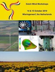 Download - Dutch Wind Workshops - 2010 - WMC