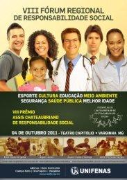 Guia de Responsabilidade Social - 2011 - Unifenas
