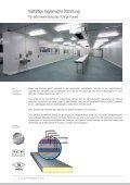 ems-isolier® Kühlhauspaneele PU - Hoesch Bausysteme GmbH - Seite 6