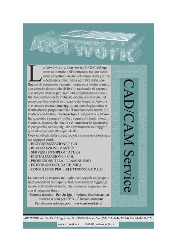 CAD/C A M Service
