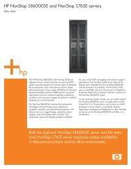 11688_WW_SE servers_092204_lm.qxd - HP NonStop - Hewlett ...