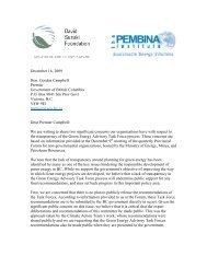 Green Energy Task Force transparency letter.pdf - David Suzuki ...