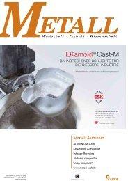 Aluminium - Metall-web.de