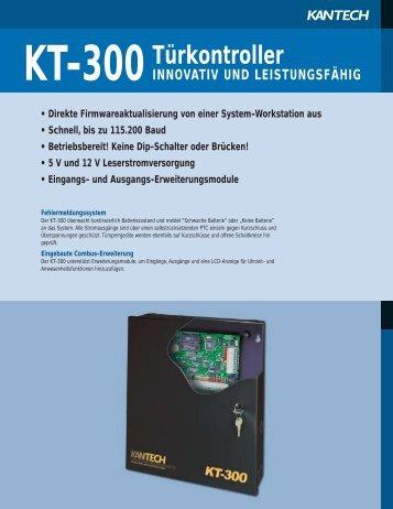KT-300 - IP CCTV GmbH
