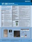 KT-300 - IP CCTV GmbH - Page 2