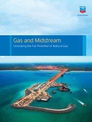 Gas and Midstream - Chevron