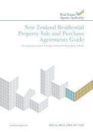 New Zealand Residential Property Sale and Purchase Agreements ...