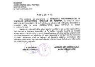 ROMANIA JUDECATORIA CLUJ NAPOCA SECTIA CIVILA Nr.147 ...