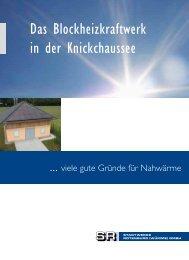 Info Broschüre - Stadtwerke Rotenburg