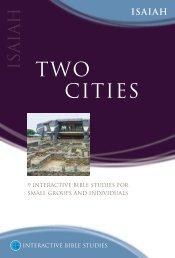 TWO CITIES - Matthias Media