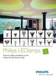 Philips LEDlamps