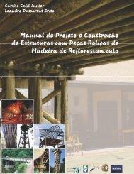 Manual de Projeto e Construção de Estruturas com - Montana