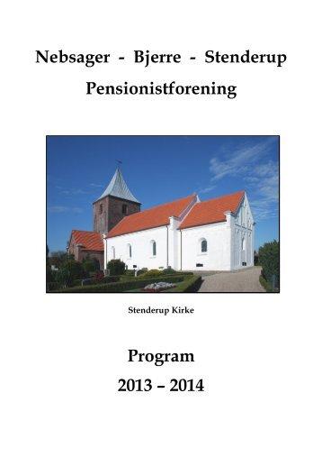 Klik her for at se programmet. - Hornsyld.dk