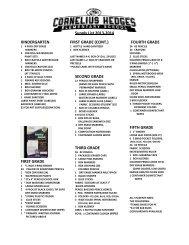 Kalispell School District Cisco IP Telephone Quick