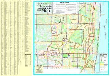 Boca Map Layout2.qxd - City of Boca Raton