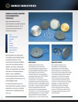 Engineered Thermal Solutions for Industry - Durex Industries - Page 6