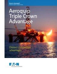Aeroquip Triple Crown Advantage - Eaton Corporation