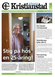 Det händer i Kristianstad Skättilljunga fyller 925 år Storsatsning i ...