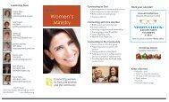 Women's Ministry Brochure Fall 2013.pdf