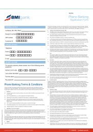 BMI Phone Banking (DL App form).indd