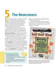 The Newcomers - Education, Culture and Employment