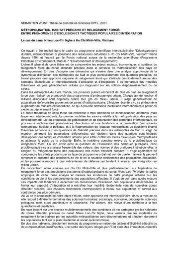 Résumé - Cooperation at EPFL