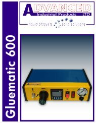 Gluematic 600 side 1 - Advanced Industrial Products