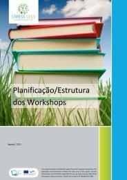 Planificação/Estrutura dos Workshops - Sociedade Portuguesa de ...