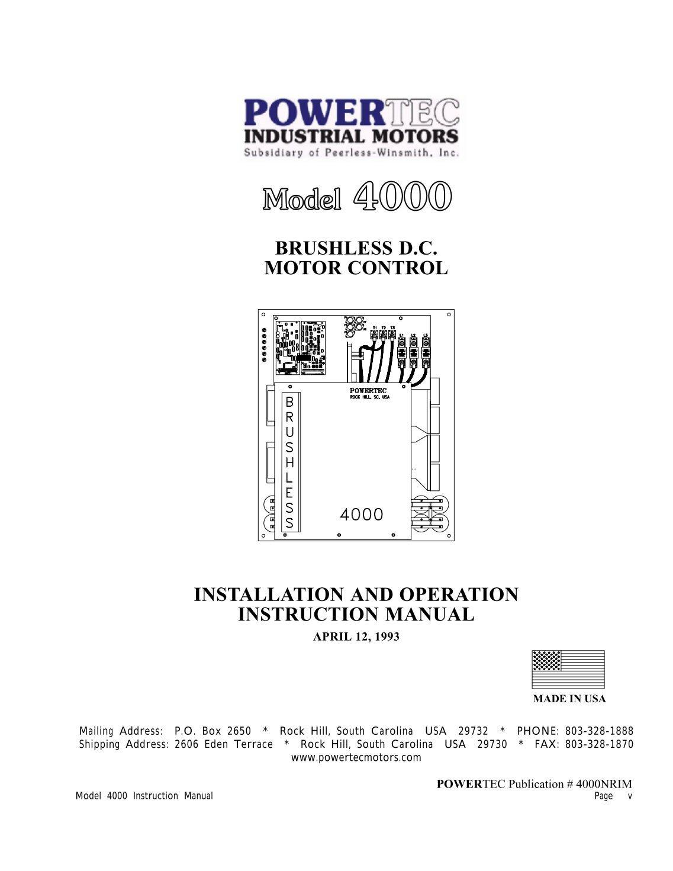 Brushless Fan Motor Wiring Diagram Schematic Diagrams Powertec Dc Electrical House U2022