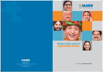 Annual Report 2009 - MARG Group
