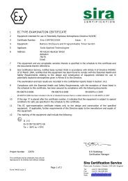 GaugerBAT ATEX - Solid Applied Technologies Ltd.