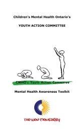 Mental Health Awareness Toolkit - Children's Mental Health Ontario