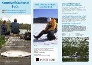 Viktig information - Borås