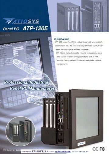ATP-120E - ER-Soft