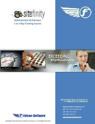 Administrator & End-User 1 or 2 Day Training Course - Sitefinity