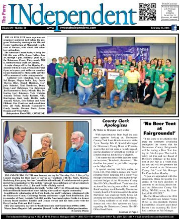download The Perry Independent - Independent Newspaper Group