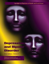 Bipolar Disorder - Entertainment Industries Council